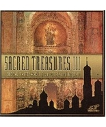 SACRED TREASURES III: CHORAL MASTERWORKS FROM RUSSIA AND BEYOND - $23.95