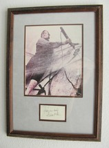 """GREGORY PECK"" AUTOGRAPH & PHOTOGRAPH FROM MOVIE ""MOBY DICK"" CIRCA 1956 ... - $105.88"