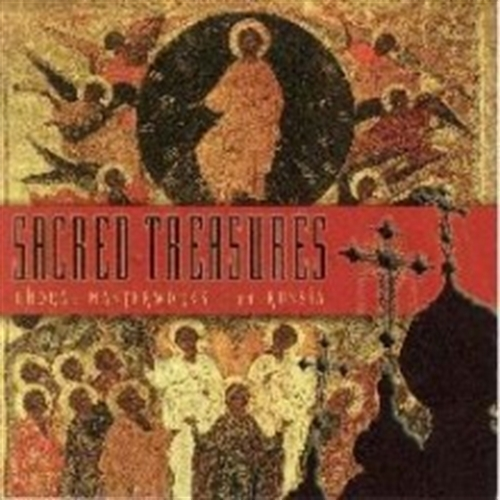 Sacred treasures choral masterworks from russia