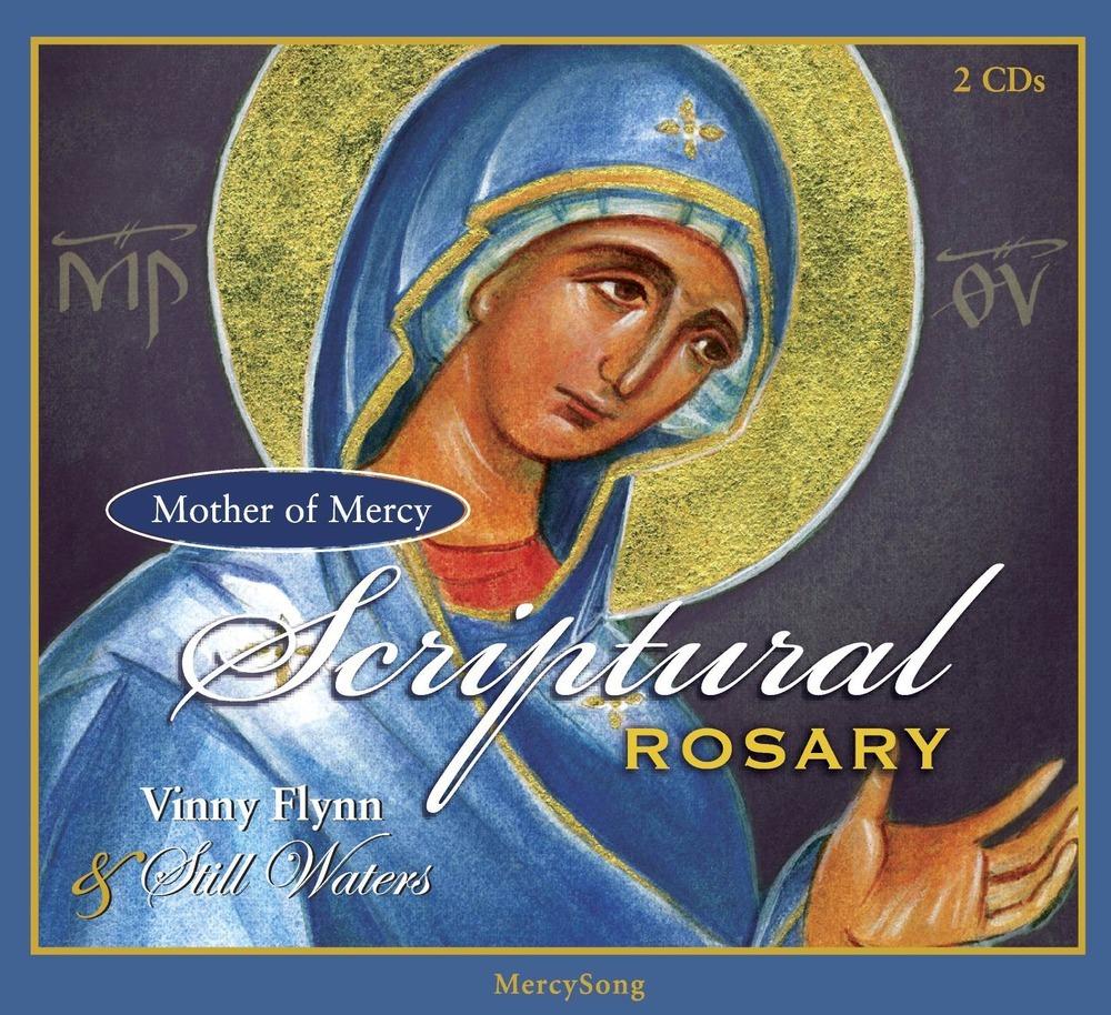 Scriptural rosary  2 cd set by still waters   vinny flynn