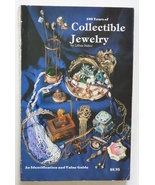 100 Years Collectible Jewelry Lillian Baker value guide book vanity  - $9.99