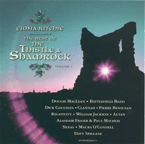 The best of the thistle   shamrock by fiona ritchie