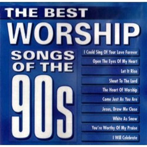 The best worship songs of the 90s by various