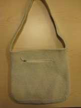 THE SAK CLASSIC IVORY CROCHET BAG Large - $17.00