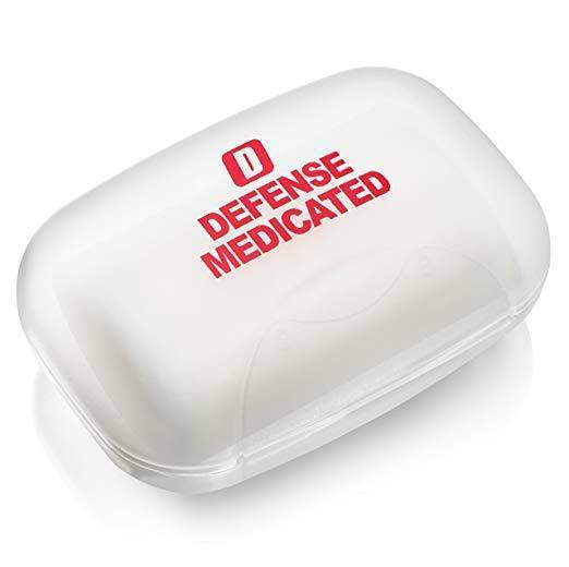 DEFENSE | Antifungal Medicated Bar Soap | FREE Soap Dish | FDA Approved!