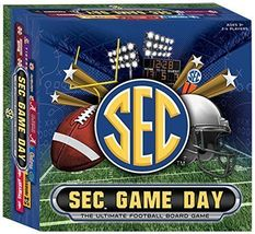 SEC Game Day: The Ultimate Football Board Game [New] - $39.99
