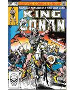 King Conan Comic Book #16, Marvel Comics 1983 NEAR MINT NEW UNREAD - $5.48