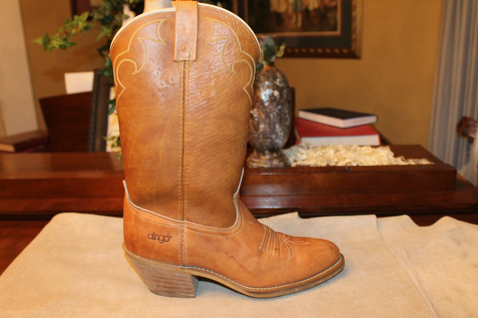 33cdb8254a9 Men's Western Vintage Acme Dingo Boots and 37 similar items