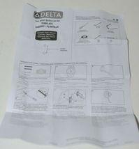 DELTA FLY50 OB Flynn Toilet Paper Holder Oil Rubbed Bronze Finish Package 1 image 7