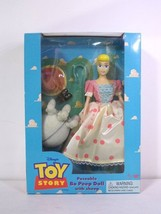 Thinkway Toy Story Bo Peep Doll with Sheep Action Figure Disney - $290.24