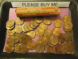 1978 Roll Of Lincoln Au Cents **L@@K** >> C/S & H - $2.28