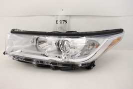 Oem Headlight Head Light Headlamp Toyota Highlander 17 18 Top Mount Damaged - $163.35