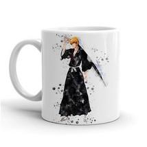 Bleach Anime Coffee Mug 11oz Changing Mug Christmas Gift Ichigo Tea Cup n434 - $12.20+