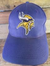 Minnesota Vikings Football Nfl Snapback Adult Hat Cap - $9.79