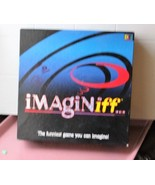 IMAGINiff BOARD GAME The Funniest Game You Can Imagine! - 100% COMPLETE - $16.83