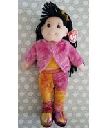 TY Beanie Boppers Darling Debbie Beanbag Plush Excellent Condition W Tag... - $24.75