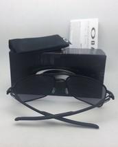 New OAKLEY Sunglasses GAUGE 8 L OO4124-0662 62-17 136 Gunmetal Aviator w/ PRIZM - $219.99