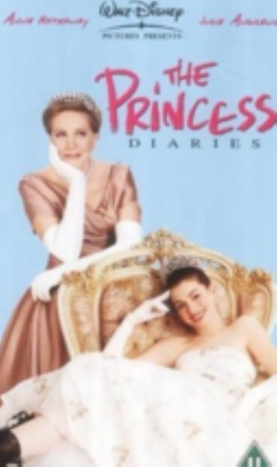 The Princess Diaries Vhs