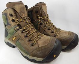 Keen Davenport AL Size 9 M (D) EU 42 Men's WP Composite Toe Work Boots 1016962