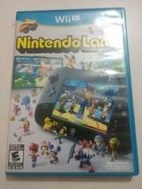 Nintendo Land (Nintendo Wii U, 2012) Exclusive Zelda, Mario, Metroid Min... - $8.86