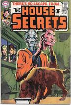 House of Secrets Comic Book #87 Wrightson Art DC Comics 1970 VERY GOOD+ - $20.21