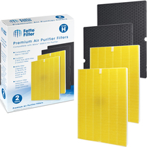 True HEPA Filter Replacement Compatible with Winix 116131 Filter I for C555 image 1