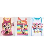 Disney Minnie Mouse Girls Summer Shirts Various Styles and Sizes NWT - $13.99