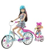 Barbie Sisters Skipper and Chelsea Bike for Two by Mattel [Toy]-NEW in  BOX - $199.99