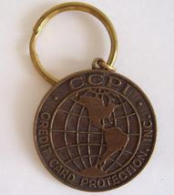 CCPI INSURANCE: Credit card Protection Fob/Mark/Medallion/Coin KEY CHAIN - $13.69