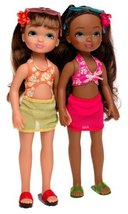 4-Ever Best Friends: Beach Party Sana and Calista [Toy] - $120.99