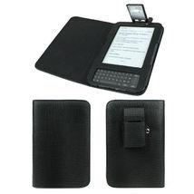 GreatShield Premium Kindle 3G Lighted Leather C... - $24.89