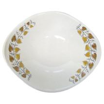 Vintage Iroquois China Ben Seibel Serving Bowl-Hearts of Gold  - $32.99