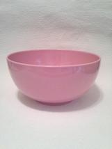 Vintage Pink Mixing Bowl in Ceramic - $24.69