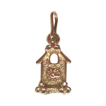Bird House Charm for Bracelet - $9.00
