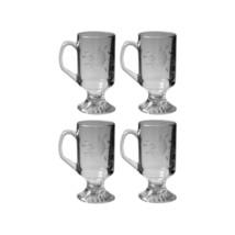 Vintage Irish Coffee Mugs by Princess House-Set of Four - $32.00