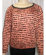 Forever 21 Abstract Reglan Top  - $16.99