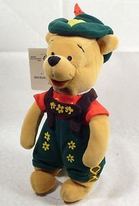 Winnie the Pooh Bean Bag Plush October Fest Pooh [Toy]
