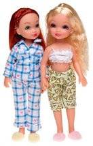 4-Ever Best Friends: Pajama Party Brianee and Noelle [Toy] - $68.50