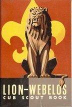 LION-WEBELOS CUB SCOUT BOOK [Paperback] by - $5.00