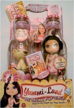 Yummi Land Ice Cream Pop Girls Rachel Raspberry Swirl [Toy] - $26.99