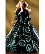 1996 Limited Edition Emerald Enchantment Blonde Barbie Doll [Toy]