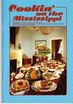 Cookin' on the Mississippi, Gourmet French and English Recipes From Loui... - $5.00