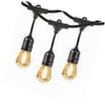 Feit 48LED Filament String Light Set - €55,08 EUR