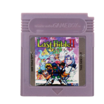 Lost Bible 2 Nintendo Game Boy Color GBC Cartridge - $10.99