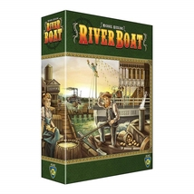 Boardgame: RiverBoat - By Asmodee - $71.99