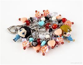 Mikado x Masaomi Charm bracelet, Anime Couple, Anime Figures, Kawaii Jew... - $1.221,62 MXN