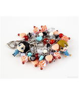 Mikado x Masaomi Charm bracelet, Anime Couple, Anime Figures, Kawaii Jew... - $63.00