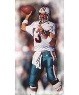 Great Rare Print Dan Marino Miami Dolphins - $24.74