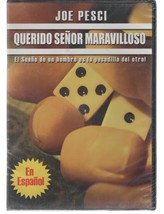 Querido Senore Maravilloso (In Spanish) Joe Pesci DVD NEW - $6.26