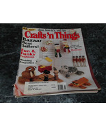 Craft 'n Things Magazine July 1995 Betsy Ross Doll - $0.99